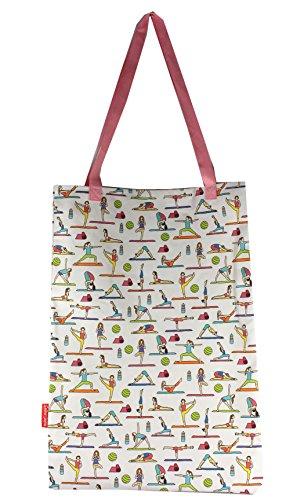 Tote Bag Yoga Jayne Selina Edition Limited Designer Selina Jayne z6qx0z