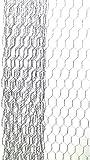 Darice Galvanized Metal Chicken Wire Net