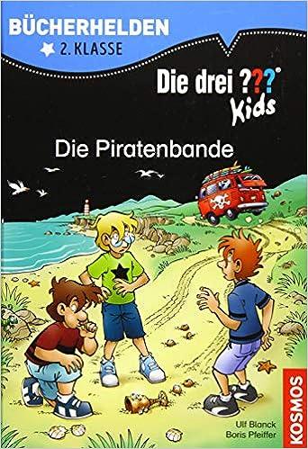 Die drei ??? Kids, Bücherhelden, Die Piratenbande: