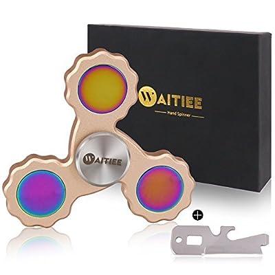 Waitiee Fidget hand Spinner Toy