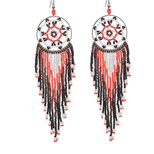 (BALA Bead Earrings Dangle for Women