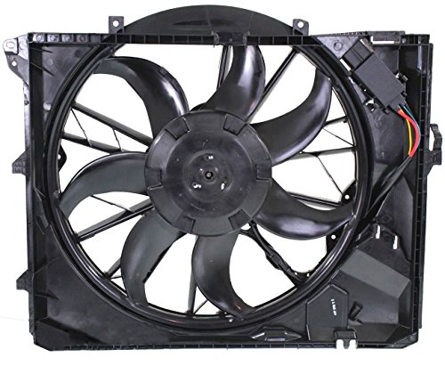 Price comparison product image TOPAZ 17427562080 Cooling Fan Assembly