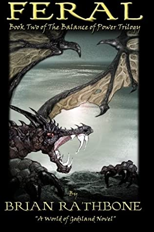book cover of Feral