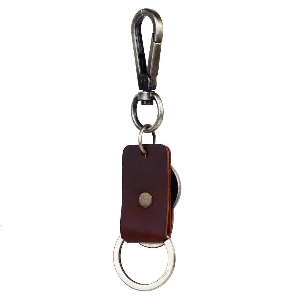 Amazon.com: EH-LIFE Llavero de metal para hombre, accesorios ...