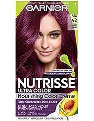 Garnier Nutrisse Ultra Color Nourishing Hair Color Creme...