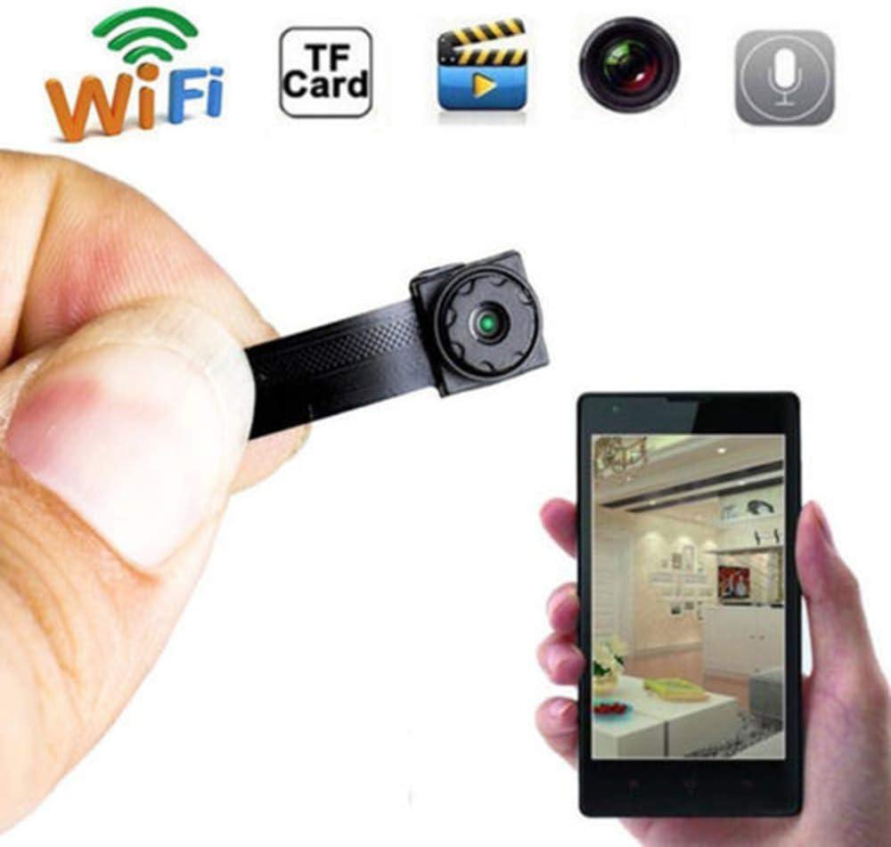720P HD Mini cámara inalámbrica WiFi IP Cámara espía módulo Oculto DIY Detección de Movimiento de cámara