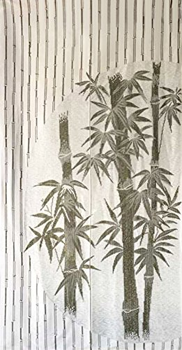 bamboo kitchen curtains - 8