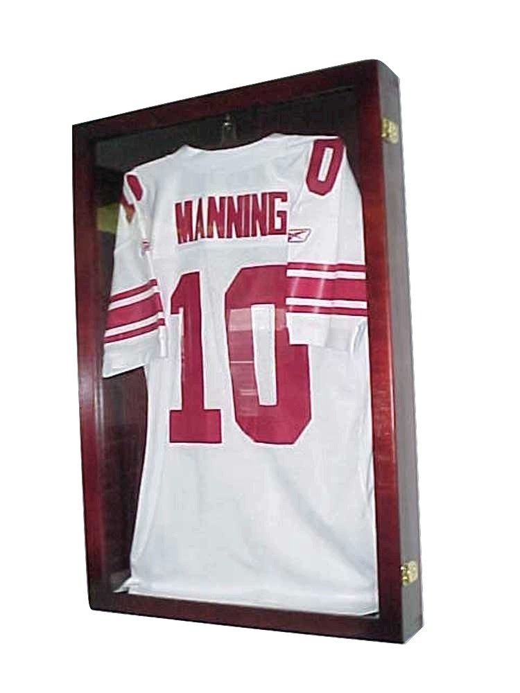 Football Jersey Display Case Large P302CJ with Hanger
