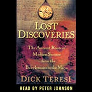 Lost Discoveries Audiobook