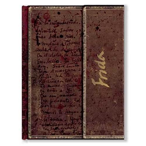 frida kahlo ultimate union wrap notebook