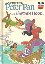 Peter Pan and Captain Hook  (Disney's Wonderful World of Reading)