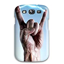 Durable Defender Case For Galaxy S3 Tpu Cover(crank High Voltage (2))