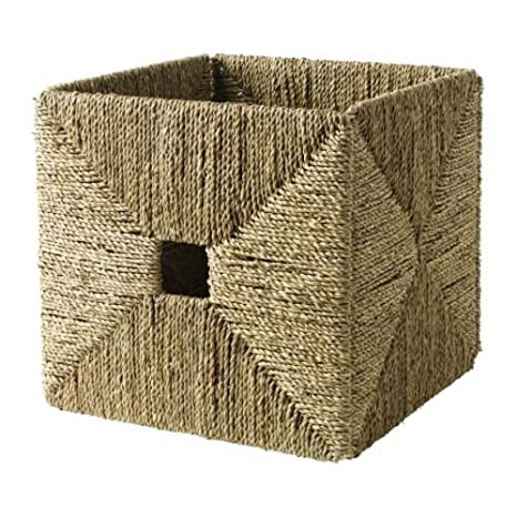 Ikea Basket, seagrass