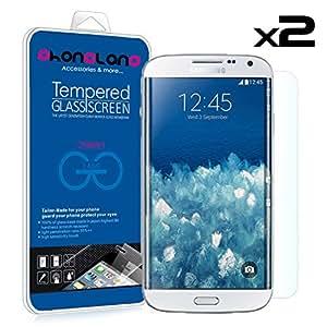 PACK 2 UNIDS - 2 x Film Protector pantalla de cristal templado Premium para Samsung Galaxy Note 3 Neo