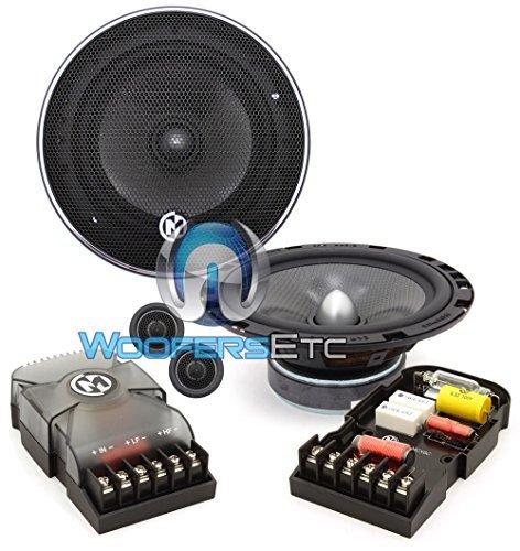 15-MCX6C - Memphis 6.5'' 50W RMS MCX Series Component Speakers System