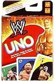 Mattel - WWE Wrestling jeu de cartes UNO