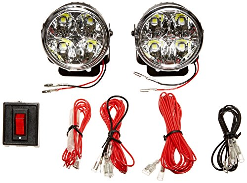 Pilot 3 Inch Led Round Accent Light