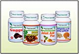 Healthy Joints Pack - Ayurvedic remedy by Planet Ayurveda - US seller