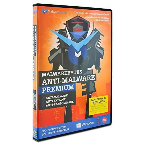 Malwarebytes Anti Malware Premium 3 0 Year product image