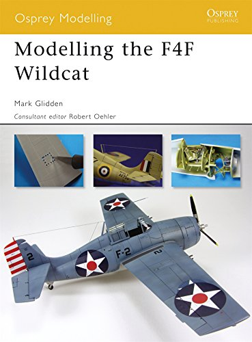 Used, Modelling the F4F Wildcat (Osprey Modelling) for sale  Delivered anywhere in USA