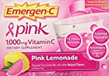 Cheap Emergen-C Health and Energy Booster Pink Lemonade – 30 Packets, 9.9 OZ (282g), 2 Pack