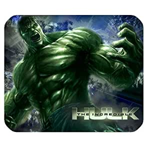 Marvel Superhero The Incredible Hulk Personalized Custom Gaming Mousepad Rectangle Mouse Mat / Pad Office Accessory And Gift Design-LL1422