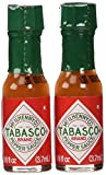 "TABASCO brand Pepper Sauce ""10-pack Miniatures"" 1/8oz."