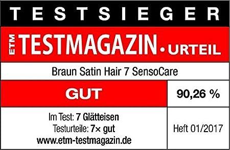 braun satin hair 7 sensocare styler glà tteisen st780 mit
