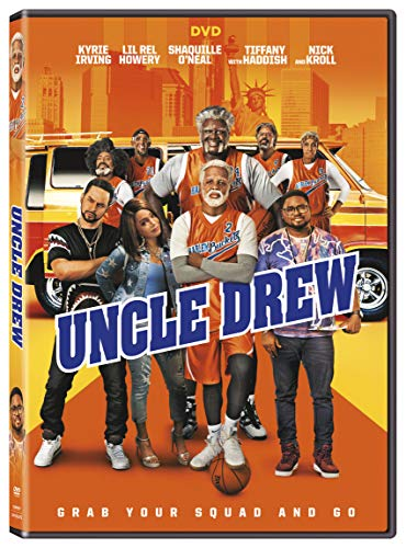 Uncle Drew DVD