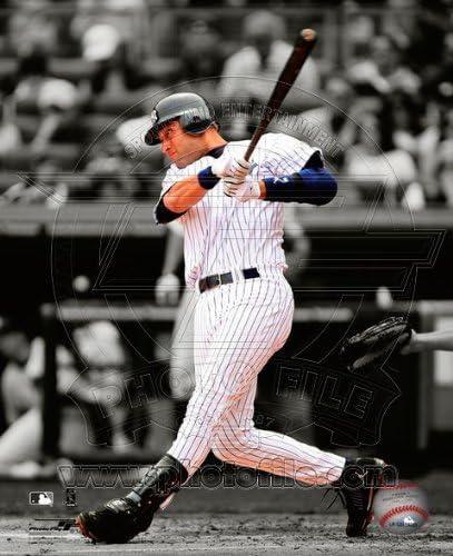 Derek Jeter New York Yankees Spotlight Photo 8x10