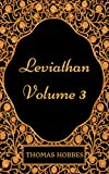 download ebook leviathan - volume 3: by thomas hobbes - illustrated pdf epub