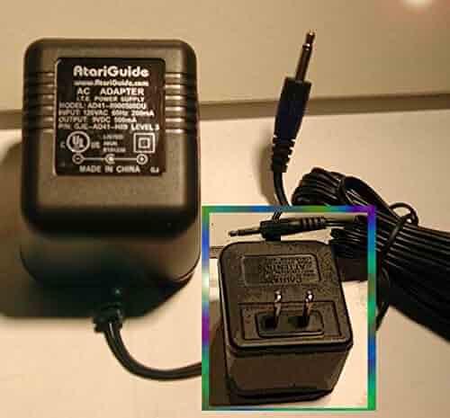 Atari Power Supply AC Adapter