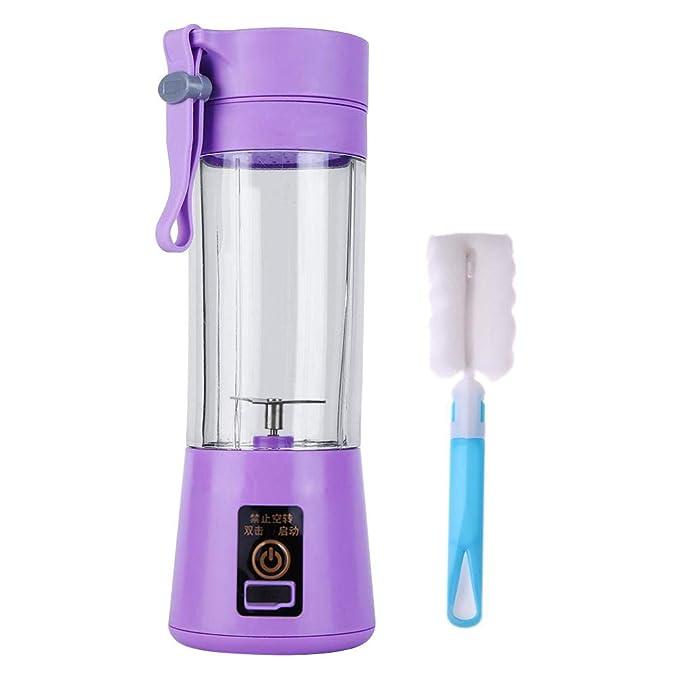Vaso de zumo eléctrico USB, batidora de zumo, batidora, mini ...