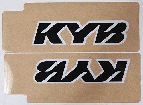 N-style Decal (N Style Decal Fork Prot Kyb Bk N10-1000)