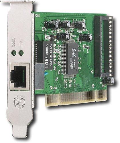 Dynex - Gigabit PCI Desktop Adapter - Multi