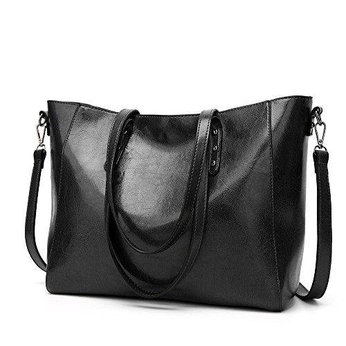 Fashion Shoulder Coffee Youpi Bags Gwqgz Handbag New Bag Black qxYwfBIf