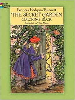 The Secret Garden Coloring Book