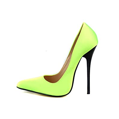 694c523173b Amazon.com | Fanatical-Night Pointed Toe Sexy High Heels Women Pumps ...