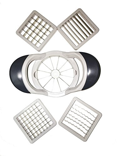 Deluxe Multi Slicers with 5 interchangeable Attachments - Multi Slicer