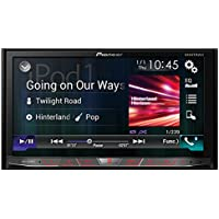 Pioneer AVH4200NEX 2-DIN Receiver with 7 Motorized Display/Built-In Bluetooth/Siri Eyes Free/AppRadio One/NEX