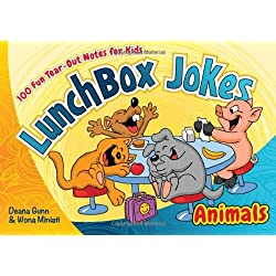 Lunchbox Jokes: Animals