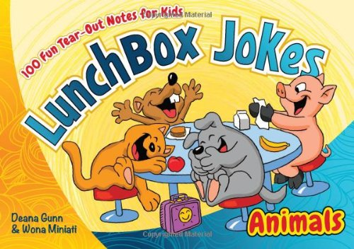 Price comparison product image Lunchbox Jokes: Animals