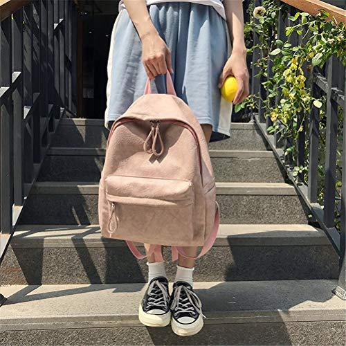 6 scuola Vhvcx 4 Students per Style libero tempo School A il Grade Borsa Borsa University Baitao Fashion a tracolla da wXTqUE4