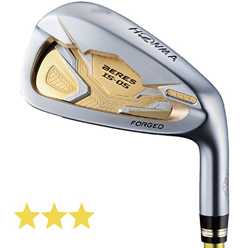 HONMA Beres IS-05 Individual Iron 2017 Right SW ARMRQ Infinity 48 3-Star Graphite Regular by Honma