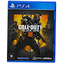 Call of Duty Black OPS 4 - PlayStation 4