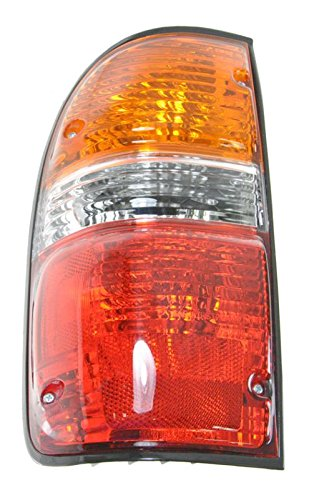 Taillight Taillamp Rear Brake Light Driver Side Left LH for 01-04 Tacoma