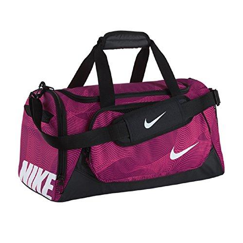 Nike Sporttasche Team Training Small Duffel, pink, 53 x 25 x 25 cm, 33 Liter, BA4908-639