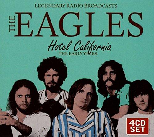 The Eagles - Hotel California (with in the Description)