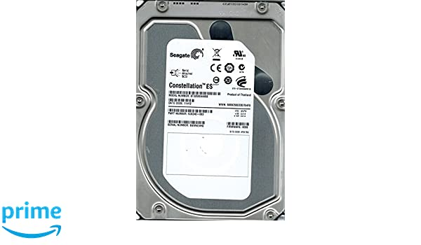 """9JX248-031 Seagate Constellation ST32000444SS 2TB 7.2K 3.5/"""" 6Gbps SAS HDD"""