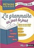 La Grammaire au jour le jour - Contenus année 1